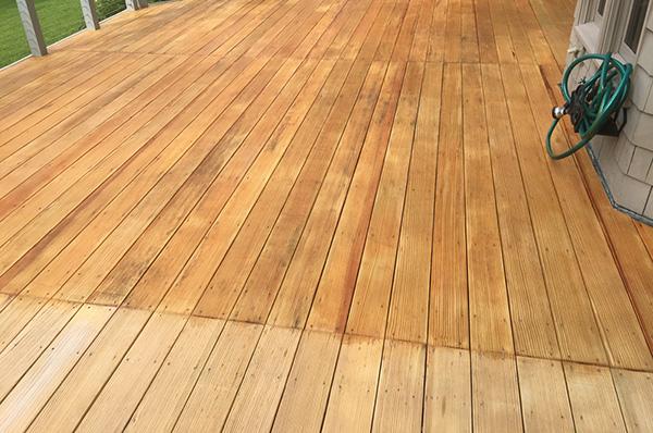 Wood Refinishing Wilmington NC